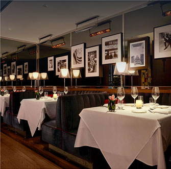 Loews New York: Dining